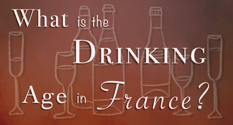 What is the Drinking Age in France
