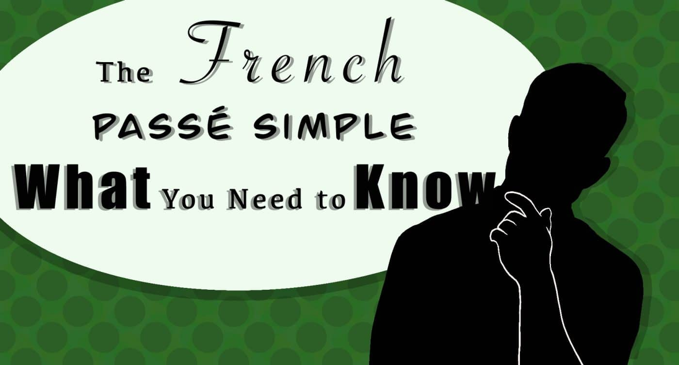 The French Passe Simple