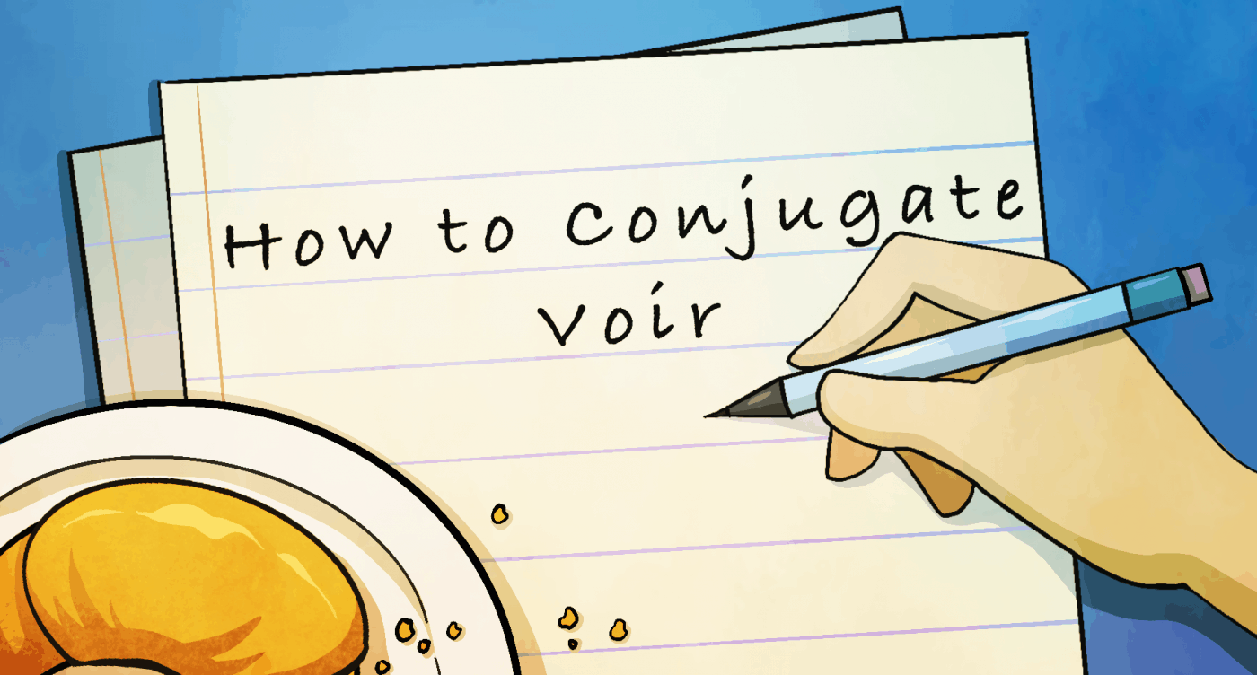 how-to-conjugate-voir